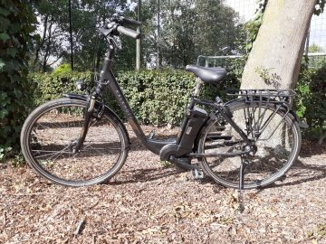 Kalkhoff elektrische fiets met nieuwe accu