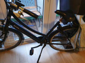 E-bike Sparta marathon s7 met afneembare batterij.