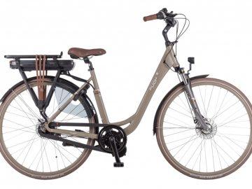 Puch E-Bike Ballad S met middenmotor
